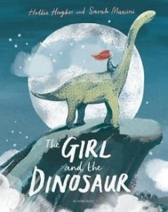 The girl and the dinosaur of Hollie Hughes