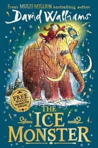 The ice monster of David Walliams